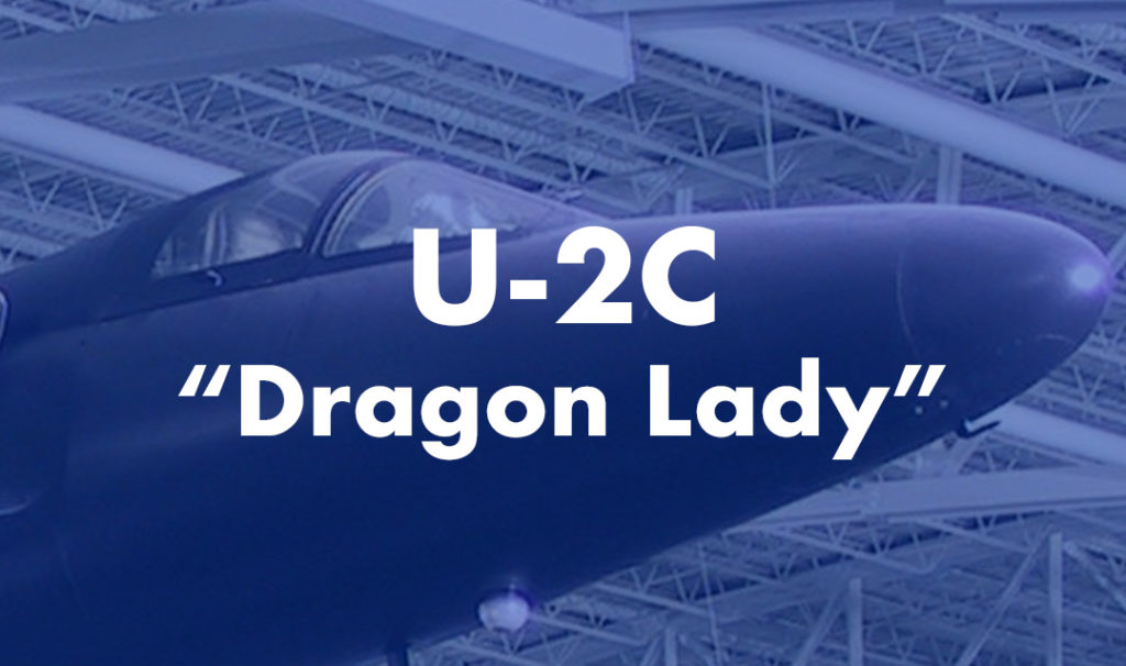 "U-2C ""Dragon Lady"""