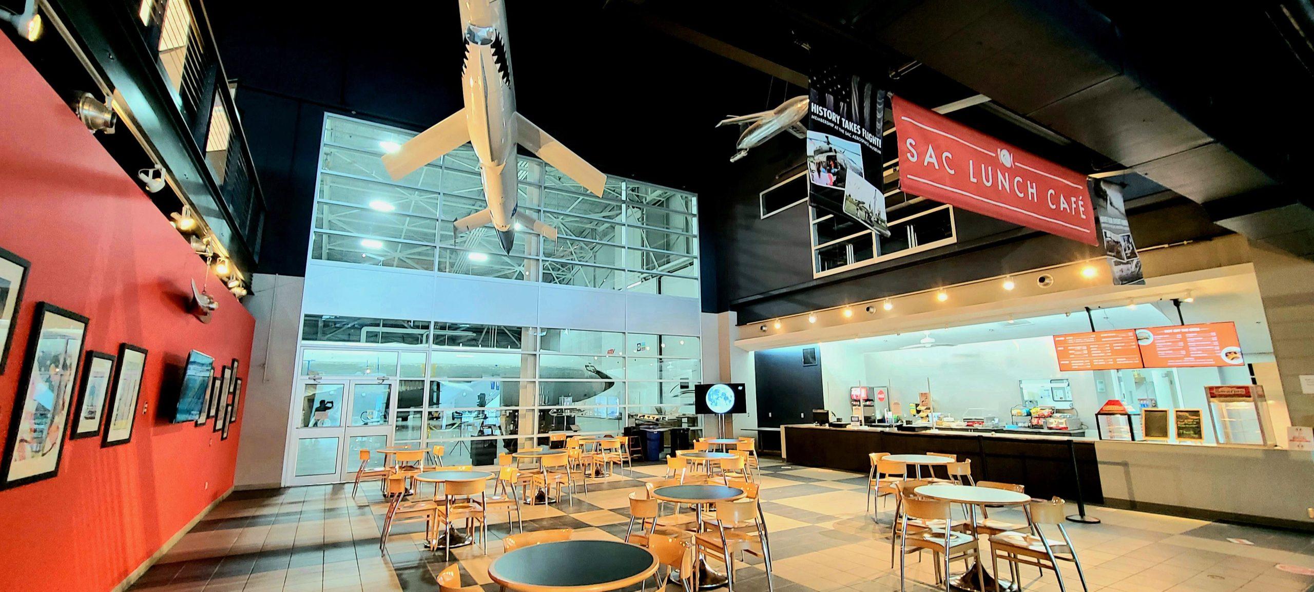 SAC Lunch Café