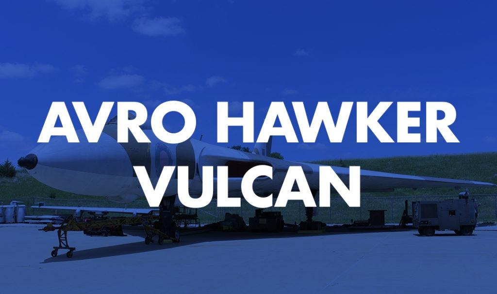 Avro Hawker Vulcan Title