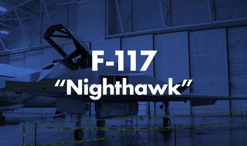 """F-117A """"Nighthawk"""" Tile"""