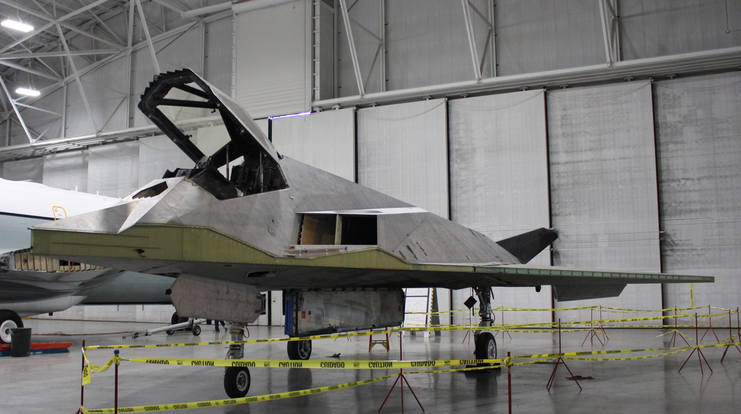 """F-117A """"Nighthawk"""""""